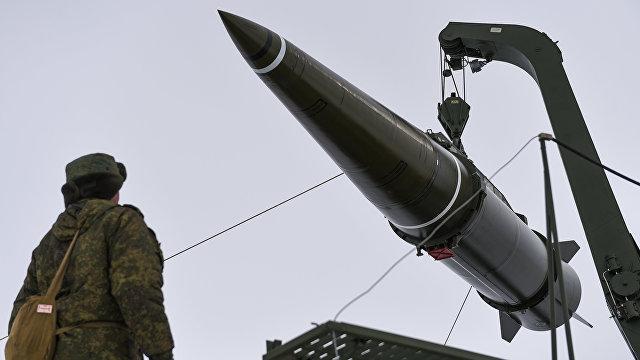 Страх перед войной: Великобритания в полной боевой готовности, поскольку Россия направляет оперативно-тактические ракеты к границе Украины (Daily Exp