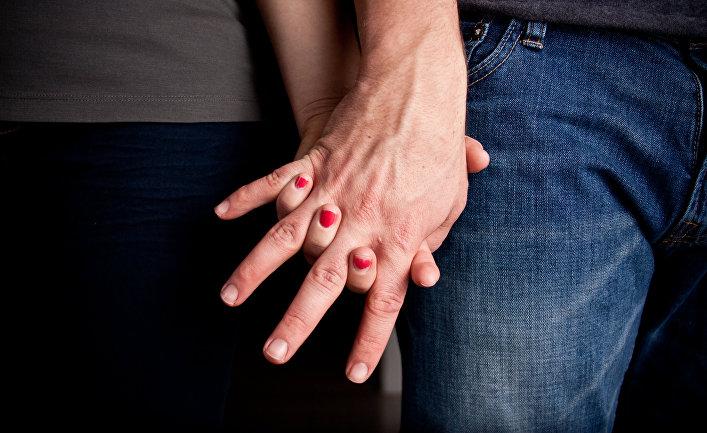 Мужчина после расставания просит занять денег