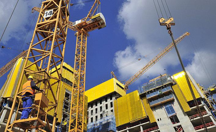 Строительство недвижимости во Франкфурте-на-Майне, Германия