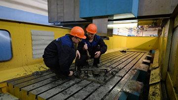 Производство титана на ВСМПО-АВИСМА