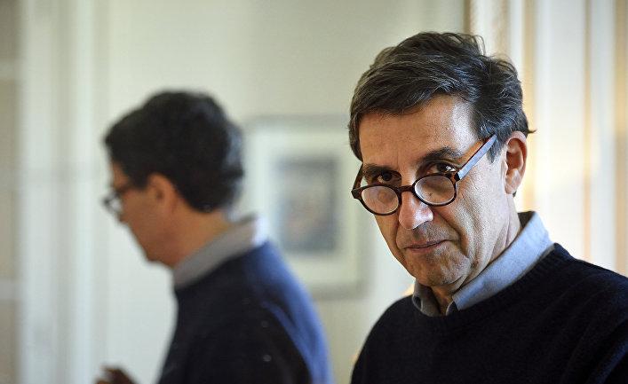Французский историк Эммануэль Тодд