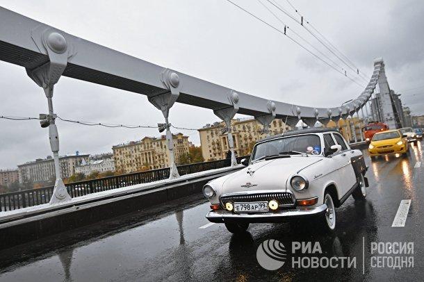 """Выставка коллекционных автомобилей """"Волга"""""""