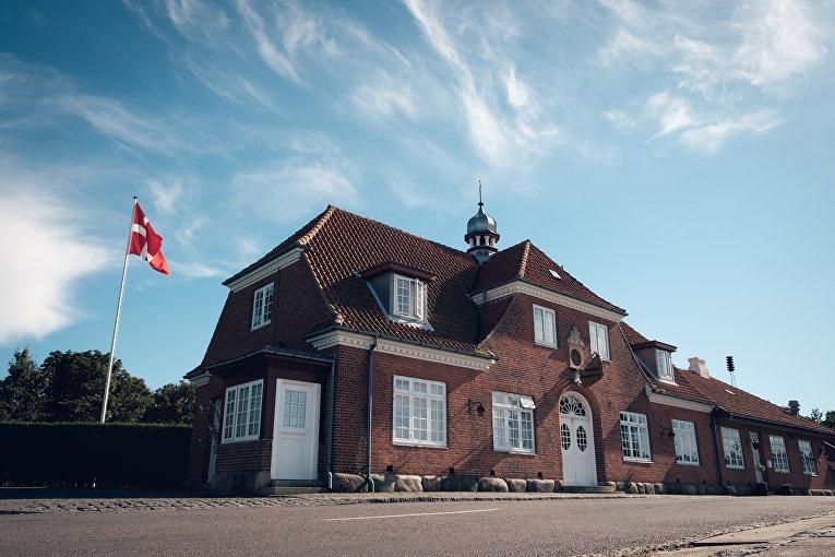 Борнхольм, Дания