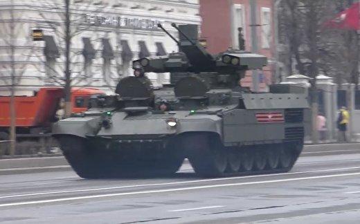 Путин угрожает «Терминаторами»