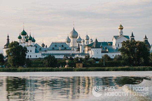 Города России. Ростов Великий