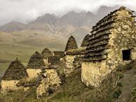 Некрополь у селения Даргавс