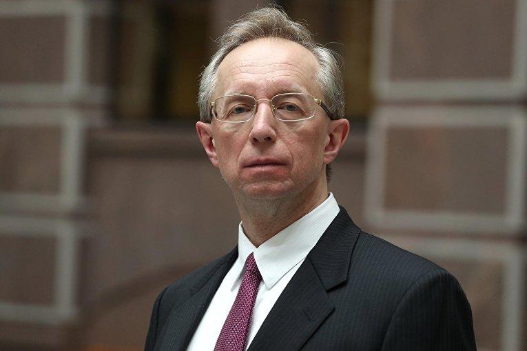 Посол Российской Федерации в Японии Михаил Галузин