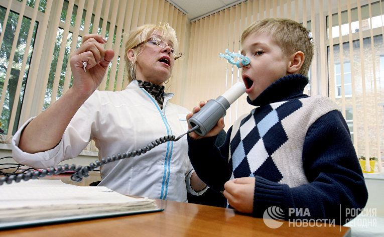Аллерго-респираторное отделение Клинико-диагностического центра