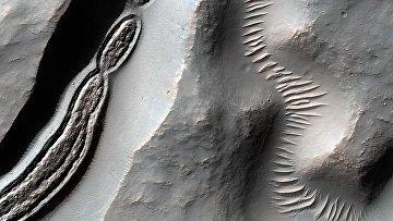 Поверхность Марса
