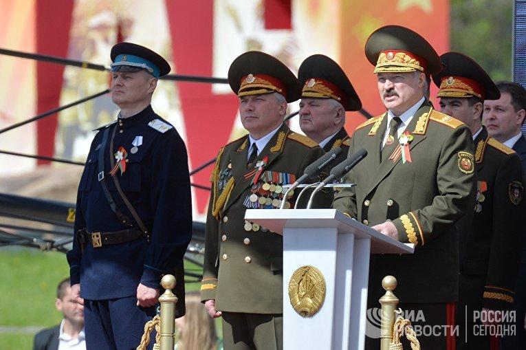 Празднование 70-летия Победы в Великой Отечественной войне 1941-1945 годов в Минске
