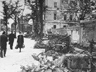 Берлин, Германия, 1945 год