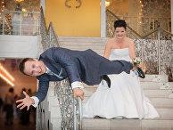 Счастливая свадьба