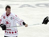 Хоккей. Матч, посвященный 40-летию суперсерии СССР-Канада 1972