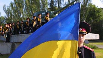 День памяти и примирения в Киеве. 8 мая 2018