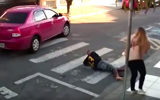 Policia mata a atracador en Brasil