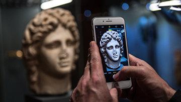 """Открытие выставки """"Боги и герои Древней Греции"""""""