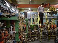 Коллайдеры в институте ядерной физики в Новосибирске
