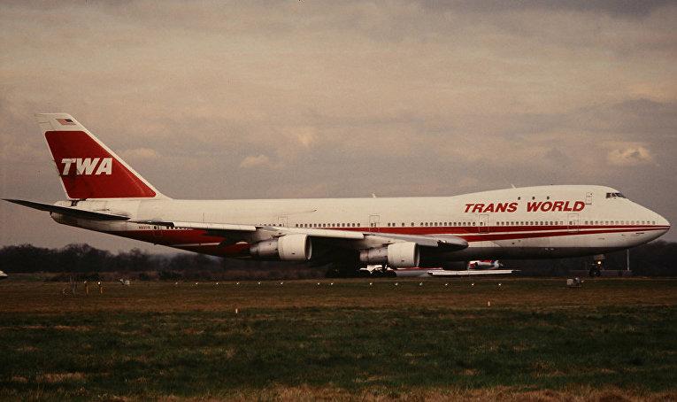 Боинг 747 рейс TWA 800