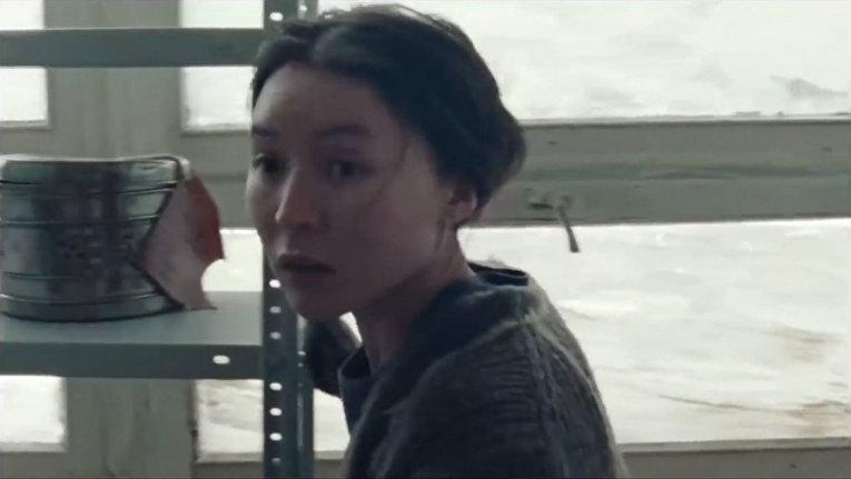 Кадр из трейлера фильма «Айка»