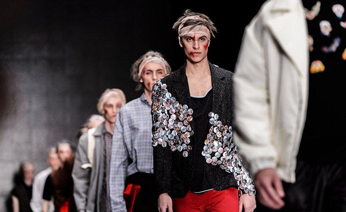Mercedes-Benz Fashion Week Russia.Сезон Осень-Зима 2017-2018. День пятый