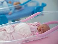 Младенцы в перинатальном центре. Архивное фото