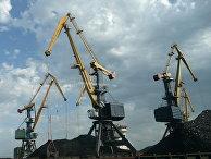 Мариупольский морской торговый порт
