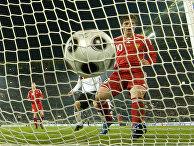 Гол Андрея Аршавина за сборную России против Германии на ЧМ 2008