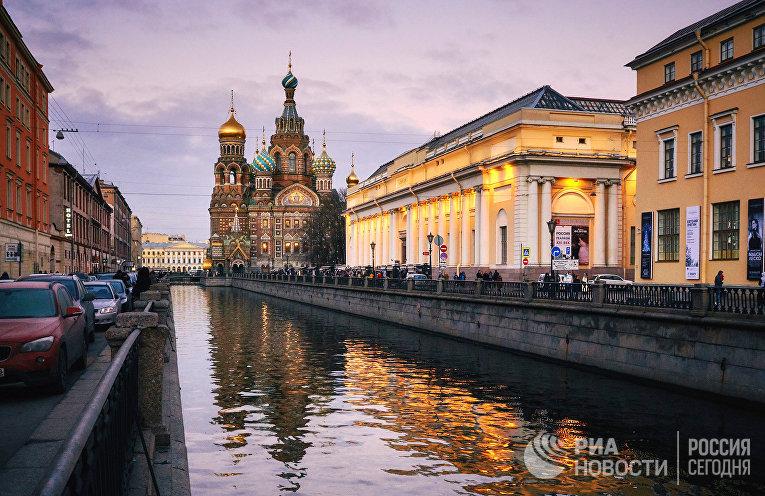 Собор Воскресения Христова (Спас-на-Крови) в Санкт-Петербурге
