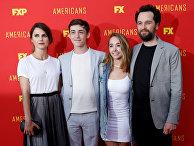 Актеры из сериала «Американцы»
