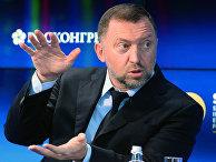 Российский миллиардер Олег Дерипаска