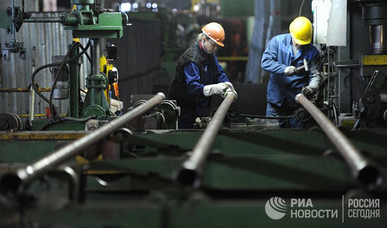 """Работа """"Синарского трубного завода"""""""