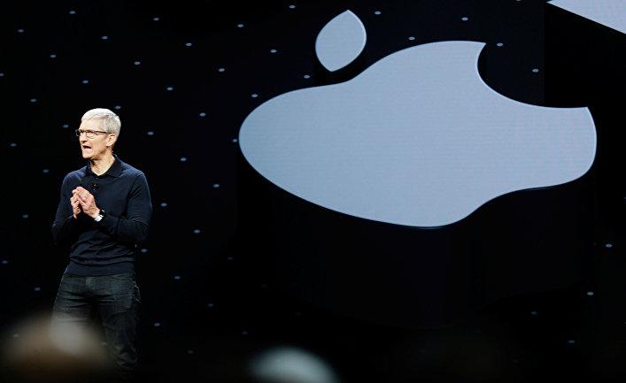 Главный исполнительный директор Apple Тим Кук