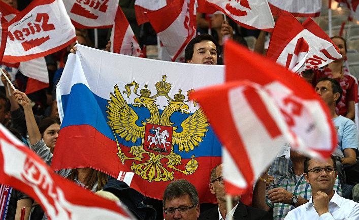 Футбол. Товарищеский матч. Австрия - Россия