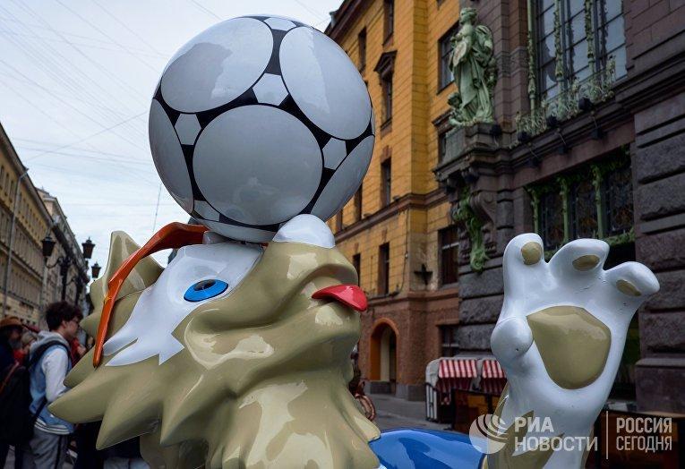 Подготовка Санкт-Петербурга к ЧМ-2018 по футболу