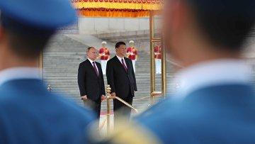 «Асимметрия возможностей»: история треугольника Китай — Россия — США (Гуаньча, Китай)