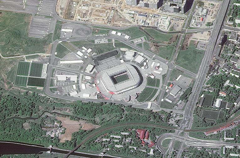 Московский стадион «Спартак»