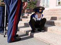 Уральские казаки отметили Осенины