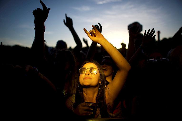Музыкальный фестиваль Firefly в Довере