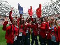 Свыше 17 тыс. волонтеров будут задействованы на ЧМ-2018 в Москве