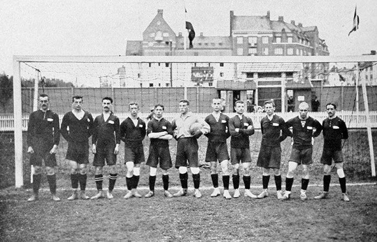 Сборная Российской империи на Летних Олимпийских играх 1912 года