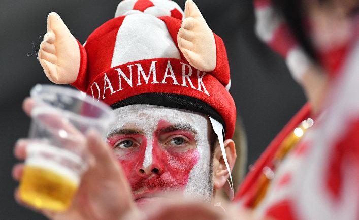 Хоккей. Чемпионат мира. Матч США - Дания