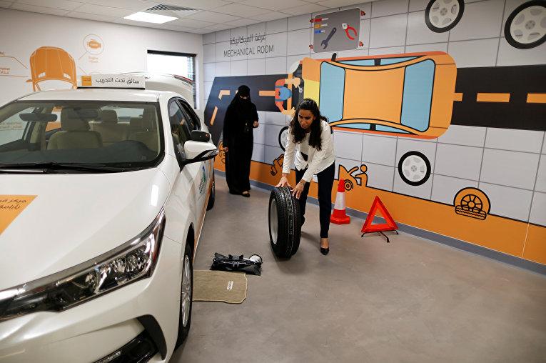 Уроки вождения и ремонта автомобиля в Дахране, Саудовская Аравия