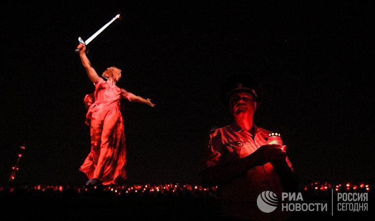 Мероприятия, посвященные 77-й годовщине начала Великой Отечественной войны