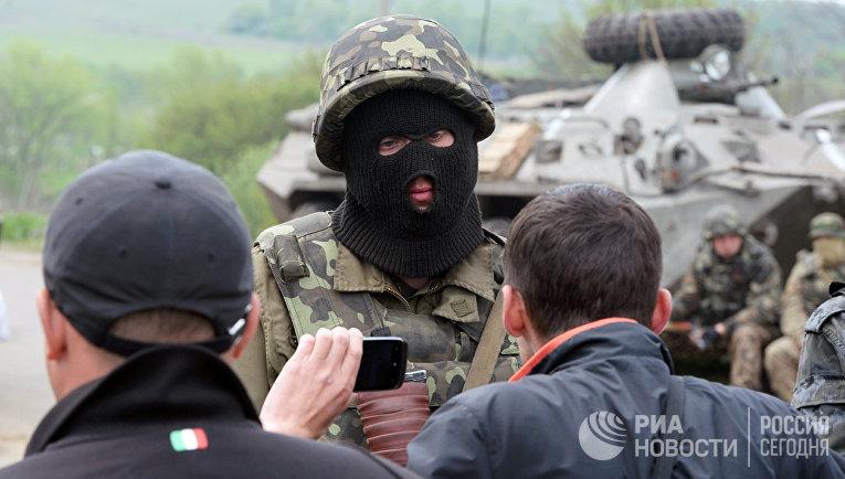 Молния ВСУ уничтожили собственные позиции под Донецком, потери огромны