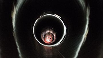 Вцехе «ЭТЕРНО» ПАО «Челябинский трубопрокатный завод» (ЧТПЗ), где производят трубы для «Северного потока— 2»