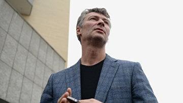Мэр Екатеринбурга Евгений Ройзман. Архивное фото.