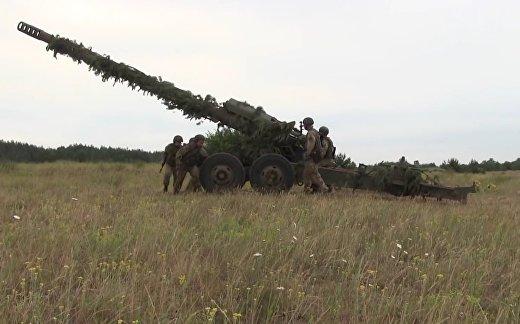Украинские «боги войны» всегда готовы