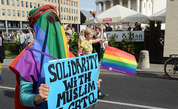 Бывают ли среди мусульман гомосексуалы