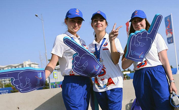 Около 7 тыс. волонтеров с 2009 года подготовил волонтерский центр при СГУ