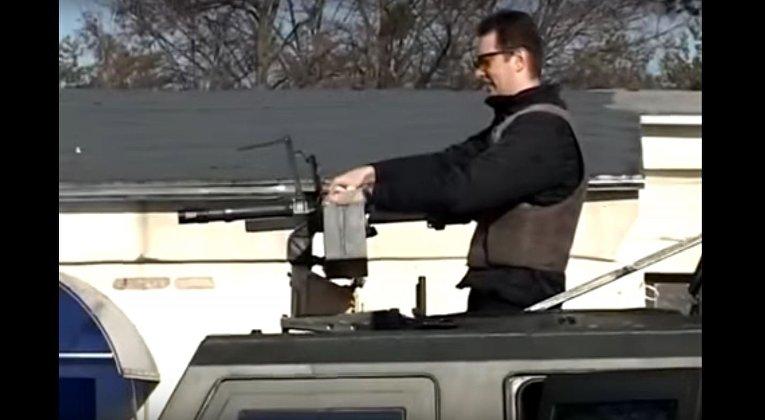 Автоматический гранатомет УАГ-40